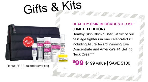 Healthy Skin Blockbuster Kit (Limited Edition) $199 value SAVE $100