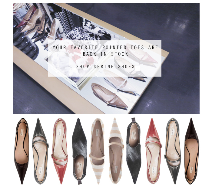 Marc Jacobs | Collection Women's Shoes