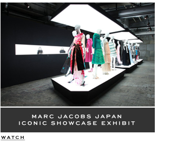 World of Marc Jacobs | Marc Jacobs Japan Iconic Showcase Exhibit