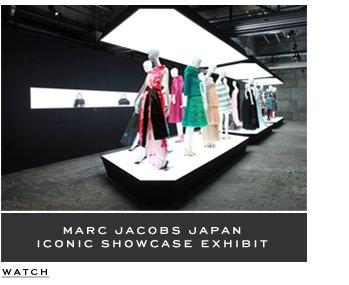 World of Marc Jacobs   Marc Jacobs Japan Iconic Showcase Exhibit