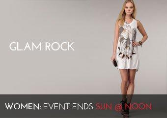 GLAM ROCK - WOMEN