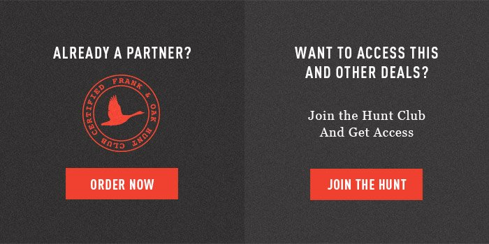 Already a partner? Order Now - Want to acces this and other deals? Join The Hunt Club Ang Get Access. Join The Hunt
