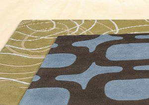 Colors & Lines: Contemporary Rugs