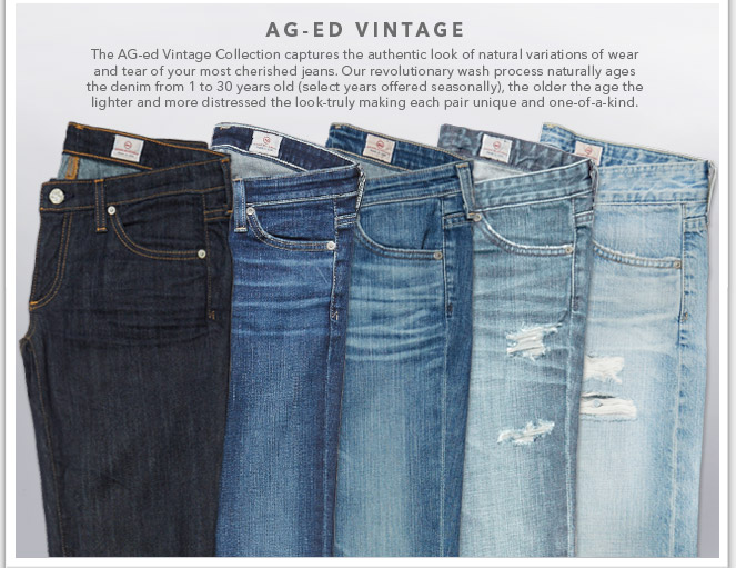 AG-ed Vintage