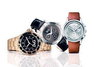 D&G & Calvin Klein Watches