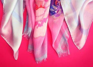 Brands Too Hot to Mention: Designer Scarves