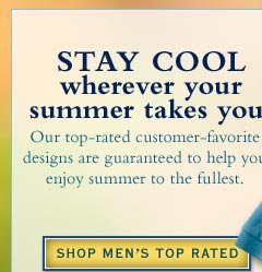 Shop Men's Top Rated