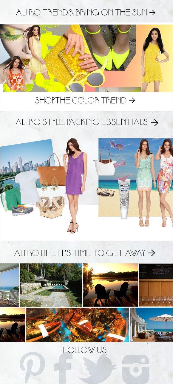 Ali Ro Trends, Style, Life
