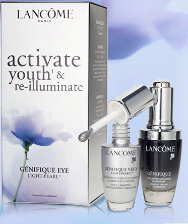 activate youth re-illuminate | GENIFIQUE EYE LIGHT-PEARL