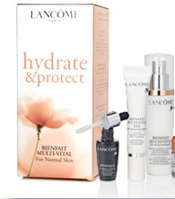 hydrate  protect | BIENFAIT MULTI-VITAL FOR NORMAL SKIN