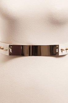 Metal Panel Belt $11