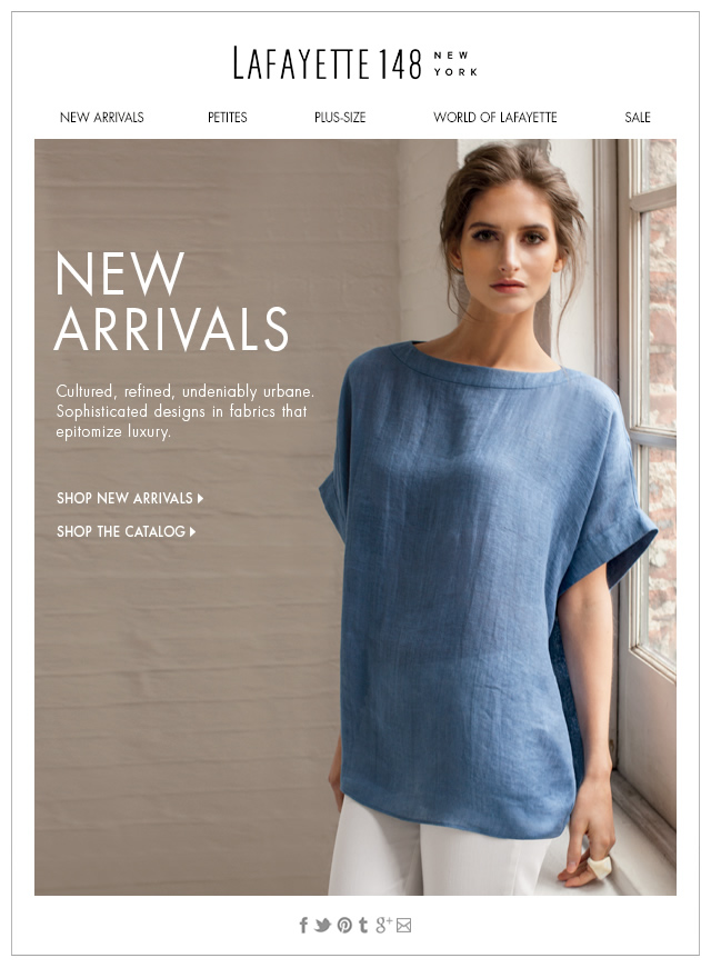 NEW Arrivals: Chic in the City