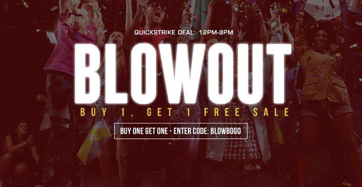 Buy 1 Get 1 Sale