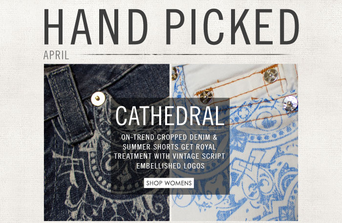 Cathedral - Shop Womens