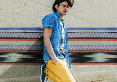 Shop Lost: New Brand ft. Tribal Prints