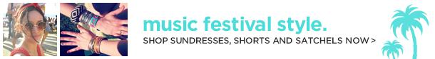 Music Festival Style