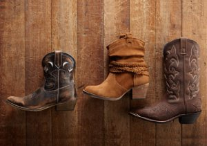 ON THE ROAD: FESTIVAL BOOTS