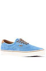 The Era 59 CA Sneaker in Cendre Blue Pig Suede