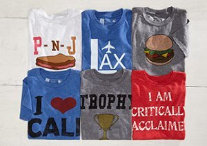 Little Dilascia: Tees for Boys & Girls