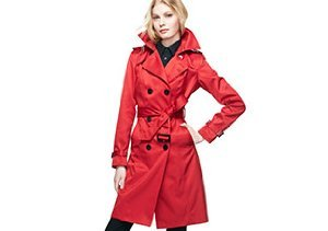 Rainy Day Chic: Up to 65% Off Spring Coats