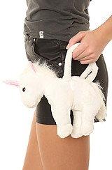 The Mini Unicorn Plush Purse