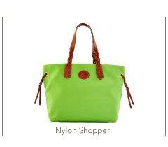 Nylon Shopper
