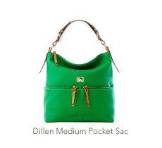 Dillen Medium Pocket Sac