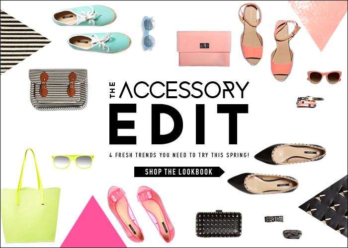 4 Spring Accessory Trends to Try Now! - Shop Now