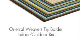 Oriental Weavers Fiji Border Indoor/Outdoor Rug 79.99-139.99
