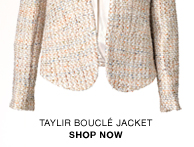 Taylir bouclé jacket