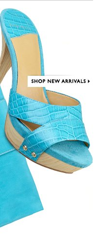 Click  here to shop new arrivals.
