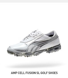 AMP CELL FUSION SL GOLF SHOES