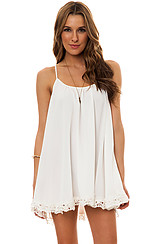 The Sunshine Dress in White