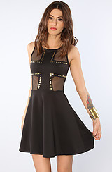 The Cruel Intentions Dress in Black
