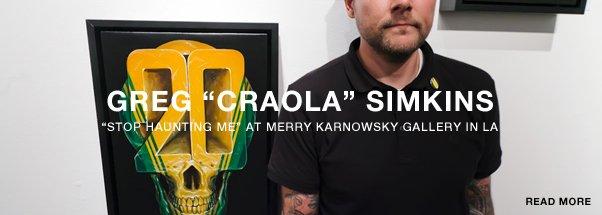 """Greg """"Craola"""" Simkins"""
