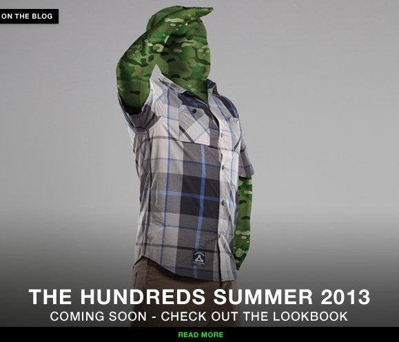 The Hundreds Summer 2013