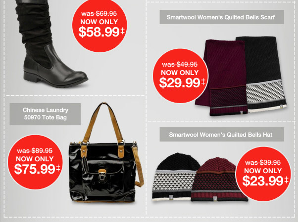 New Markdowns On Top Styles!