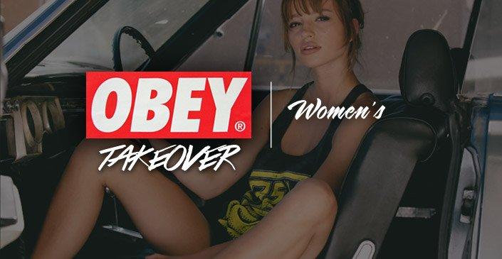 Obey Women's