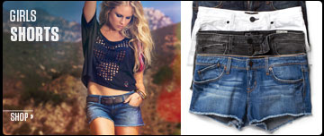Shop Girls Shorts