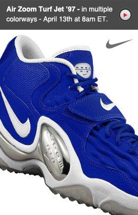 Nike Air Zoom Turf Jet 97