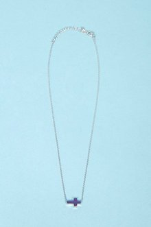 Dainty Cross Necklace $4