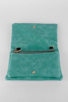 Pouch in Pouch Clutch $36