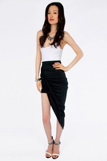 Twisted Max Skirt $30