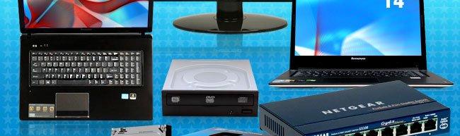 ODD, Notebook, Router