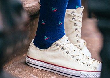Shop Patterned Sock 4-Packs & More