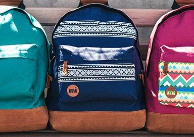 Shop Bag Swag: Pops of Pattern & More