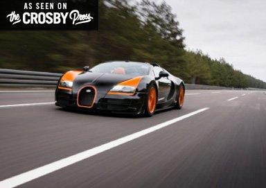Shop Bugatti's Fastest Again...Sort Of