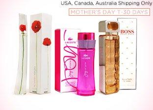 Women's Fragrances: Boucheron, Versace, Lanvin & more