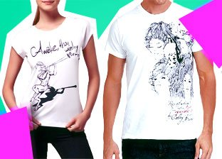 Dogo T-shirts for Him & Her