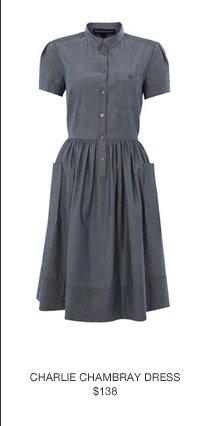 Charlie Chambray Dress